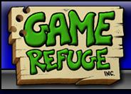 game refuge logo