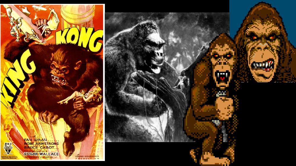 george monster origins