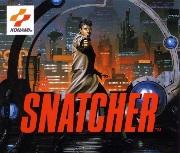 Snatcher cover